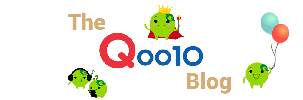 The Qoo10 Blog