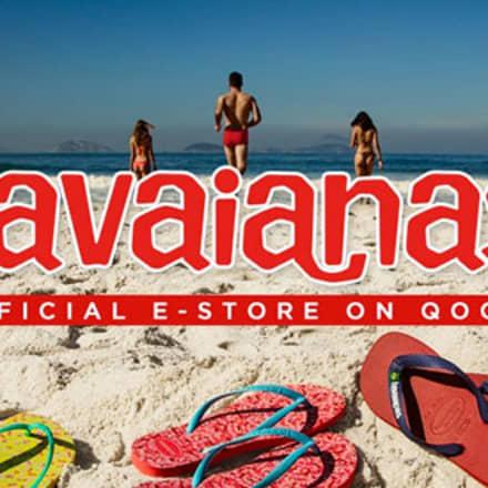 Qoo10 Best of 2017 – Havaianas flip flops
