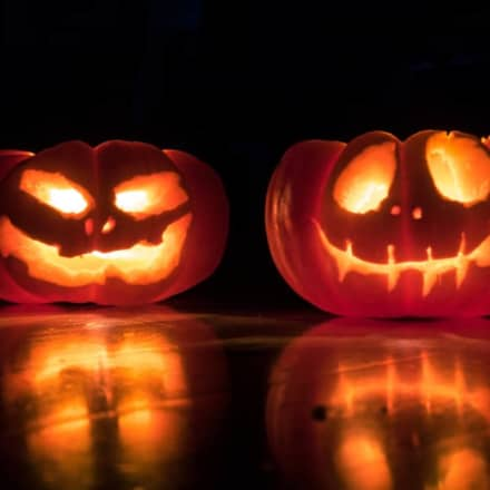 4 ways to impress this Halloween