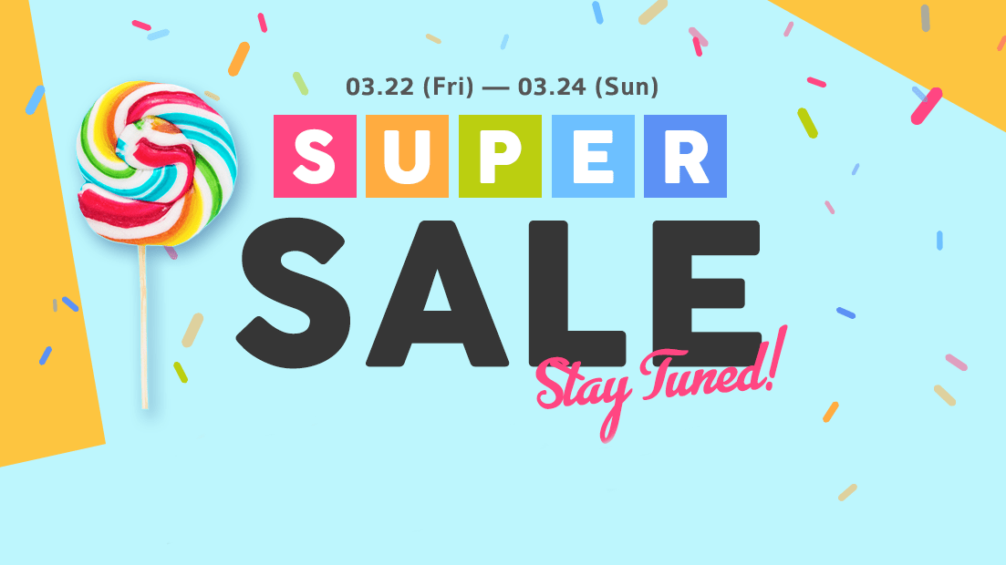 Blink and you'll miss this weekend's Super Rush deals