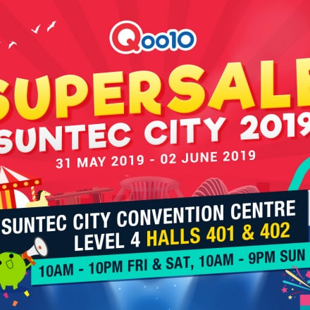 4 things to look out for at this weekend's Suntec Super Sale